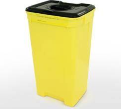 Pharmaceutical waste container