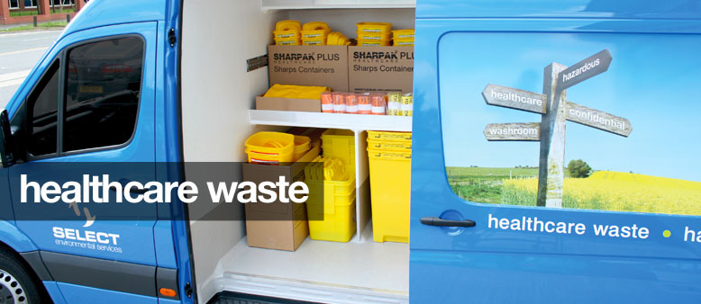 Healthcare Waste Management Services