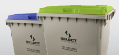 waste container options