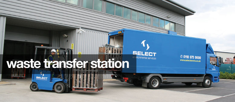 Waste Transfer Stations & Facilities