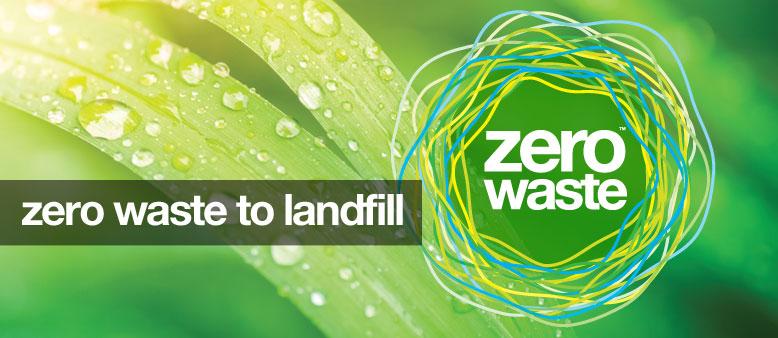 Zero Waste to Landfill - SELECT